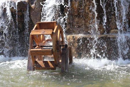 water mill Foto de archivo