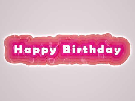 happy birthday Stock Photo - 10684231