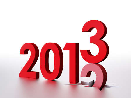 3D, Bye Old Year, Welcome 2013
