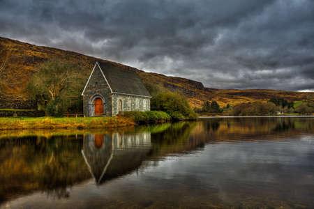 Hallowed Shrine of Saint Finbarr near Cork photo