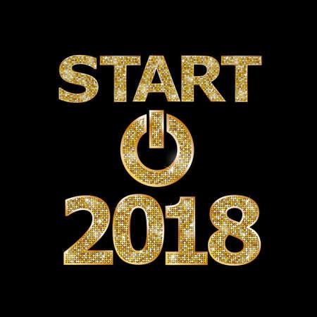 Start new year 2018