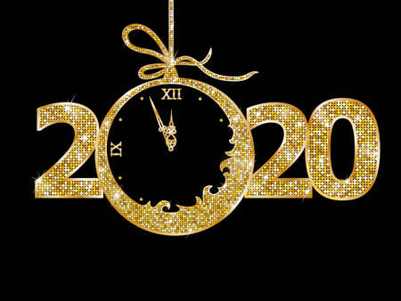 Christmas ball 2020 new year
