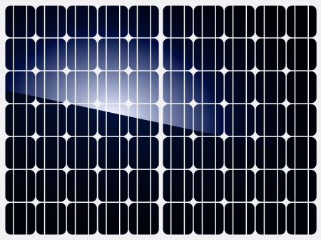 Solar Panel Иллюстрация