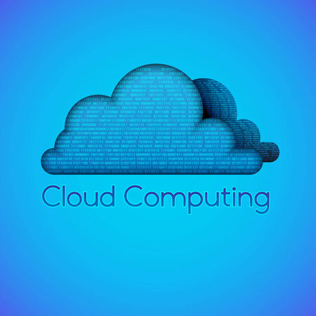 syncing: binary cloud computing