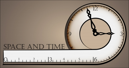 Space and Time Vector