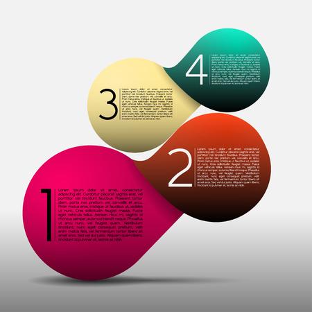 Modern Design Layout   EPS10 Vector Illustration
