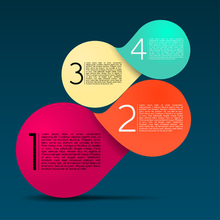 Modern Design Layout   EPS10 Vector  イラスト・ベクター素材