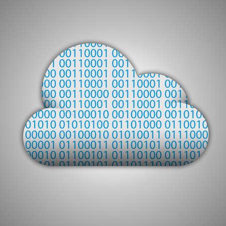 Binary Cloud Computing