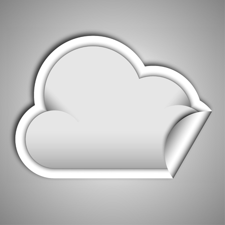 syncing: Binary Cloud Computing   Illustration