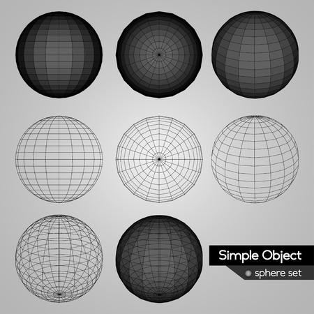 Sphere Elements    Vector