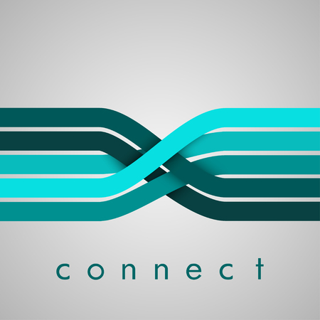 Connect   EPS10 Vector