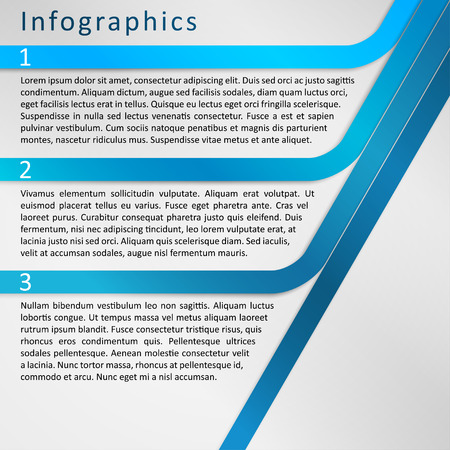 Modern Design Layout   EPS10 Vector Illustration