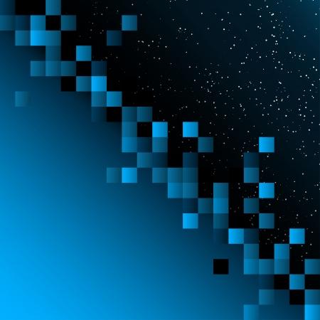 Blue Background   EPS10 Vector Vector