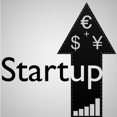 startup: StartUp    EPS10 Vector Illustration