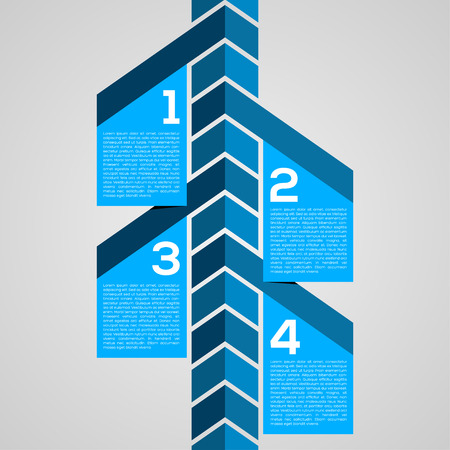 decision: Vector EPS10 Modern Design Layout