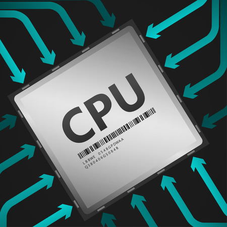 product signal: CPU Central Processing Unit
