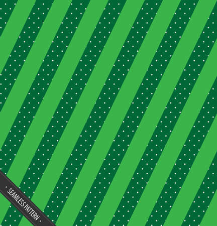 シームレスなクリスマス パターン緑 EPS10 ベクトル
