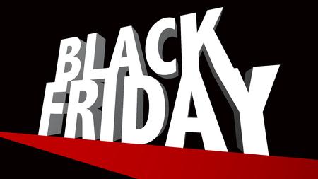 黒 Firday 販売バナー黒 EPS10 ベクトル  イラスト・ベクター素材