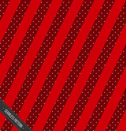 シームレスなクリスマス パターン赤 EPS10 ベクトル