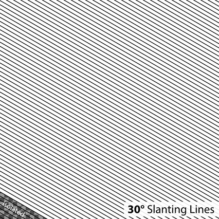 slanting: Simple 30 degree Slanting Lines