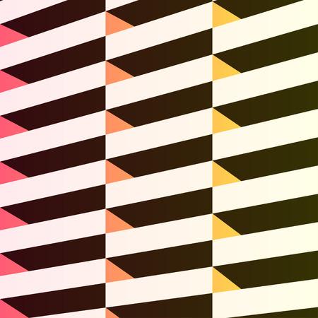 tiefe: Geometrische Muster EPS10 Vector