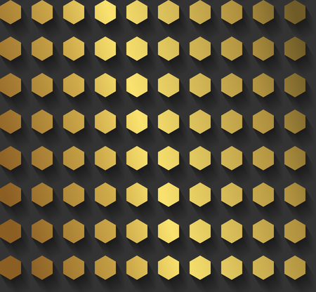 Luxury Gold Pattern  EPS10 Vector Иллюстрация