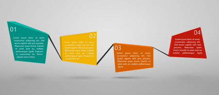 Modern Design Layout  EPS10 Vector Иллюстрация
