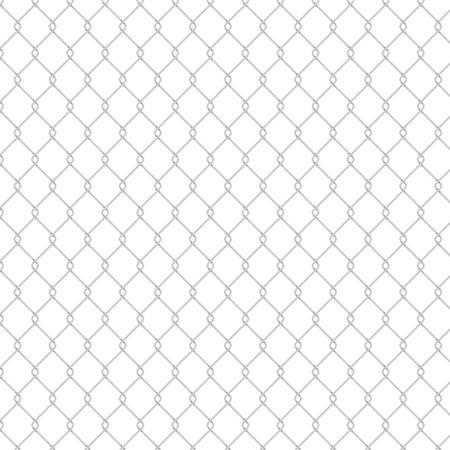 孤立したシームレスなフェンス パターン EPS10 ベクトル 写真素材 - 51756308