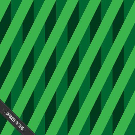 EPS10 Vector Green Seamless Pattern