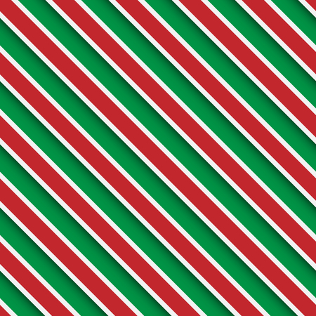 Seamless Wrapping Paper Pattern Vector EPS10