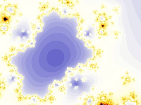 imminence: Abstract imagine showing a blue hole, conceptual for time imminence