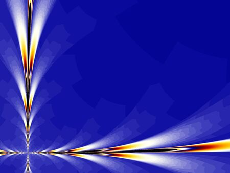 stilish: blue stilish background composition computer generated