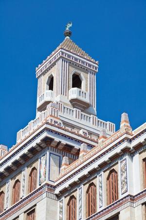 bacardi: Bacardi Building in old Havana, Cuba