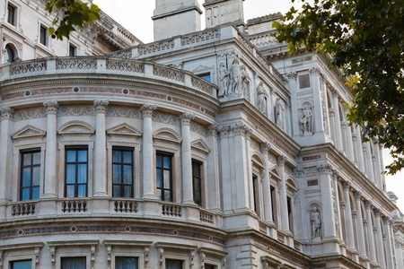 commonwealth: The Foreign and Commonwealth Office building, London, UK