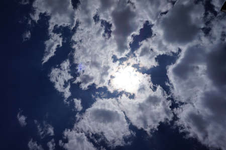 a door to heaven, light source