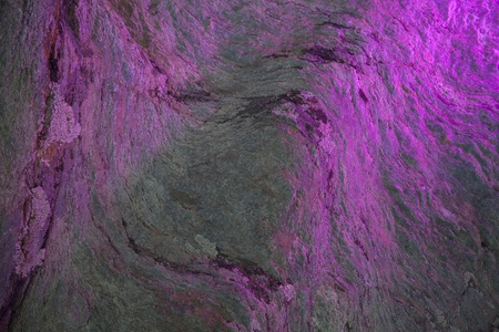 Degraded natural texture of purple and gray