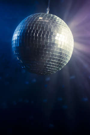 photo of a shinny disco ball Stock Photo - 11589245