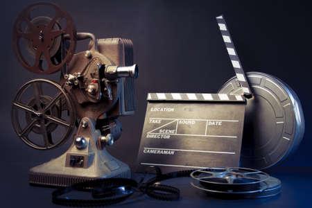 board of director: regia scene concetto con illuminazione drammatica