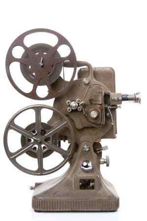 Foto von einem alten Filmprojektor