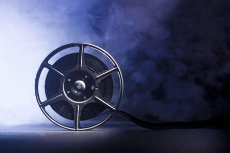 Кинопленка. Фотография с сайта 123rf.com