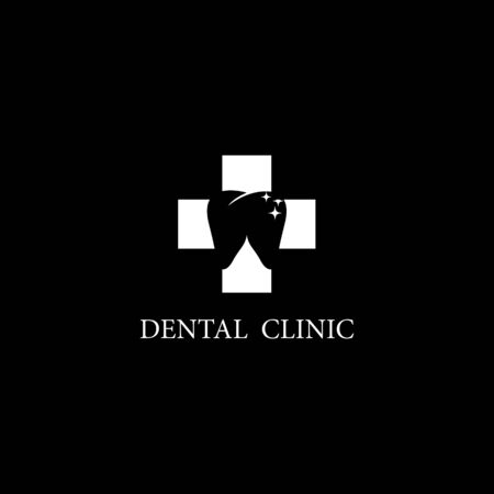 Dental logo template vector icon design Archivio Fotografico - 149756952