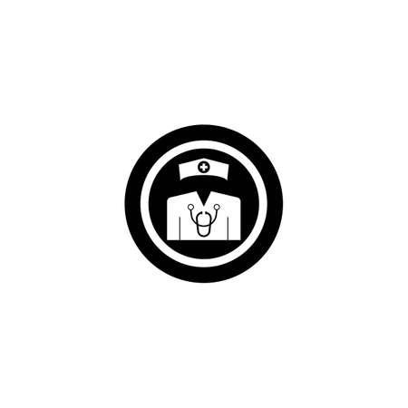 Health logo template icon design