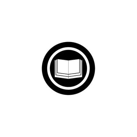 Education logo template vector icon design