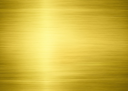 golden metal shiny texture as background photo