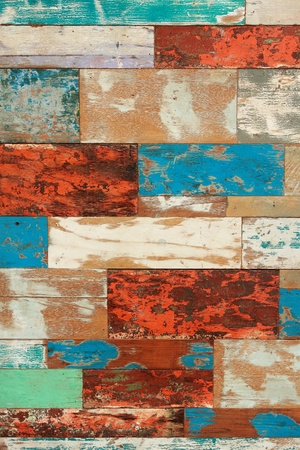 abstract vintage wood pattern background photo