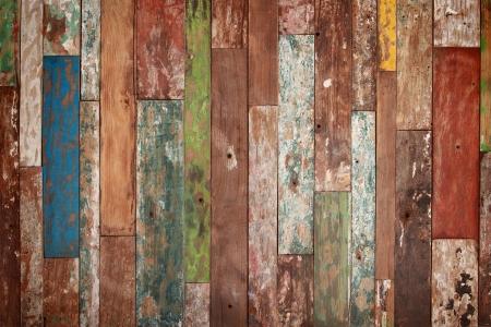 case colorate: astratto grunge legno texture di sfondo