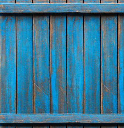 Blue washed wood texture. background old panels in high detailed photo Reklamní fotografie