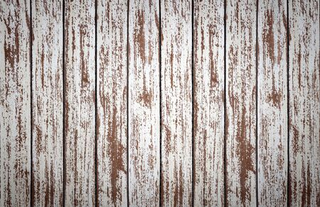 white washed: white washed wood texture. background old panels in high detailed photo Stock Photo