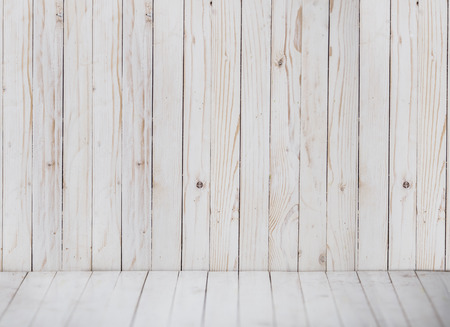 close up of white wooden background. empty. texture wood