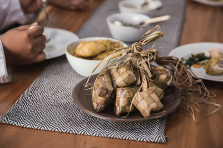 rice cake during eid mubarak